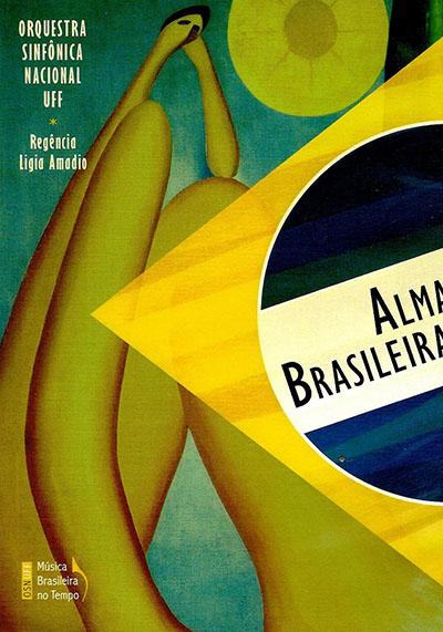 Alma Brasileira Capa do DVD 2006